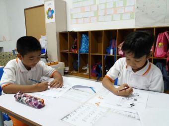 this-week-the-1st-graders-had-the-mid-semester-test